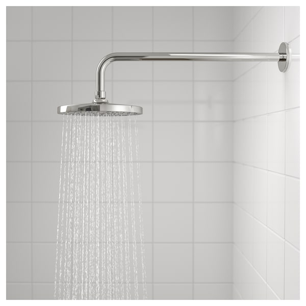 IKEA BROGRUND 1-spray showerhead with arm