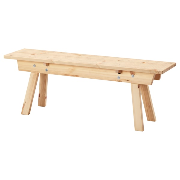 Bench Industriell Pine