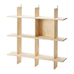 INDUSTRIELL Shelf unit $129.00