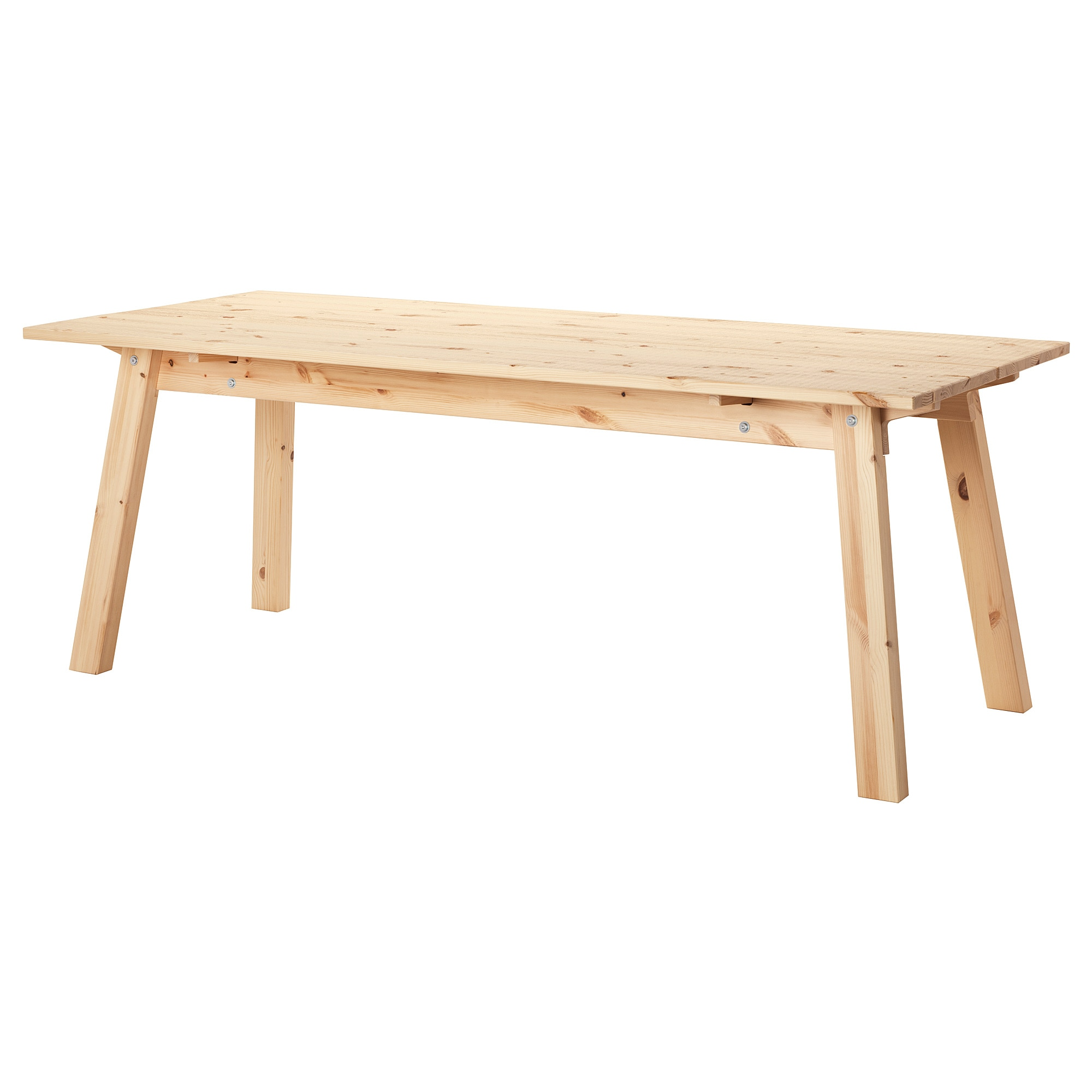 INDUSTRIELL Table - pine - IKEA