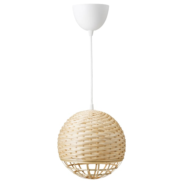 Globe Globe Suspension Industriell Bambou Suspension Bambou Industriell Suspension bg6Yf7mIvy