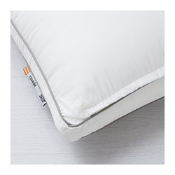 TUVRÖR memory foam pillow
