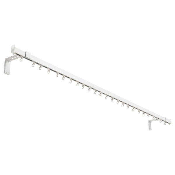 IKEA VIDGA Single track set for wall