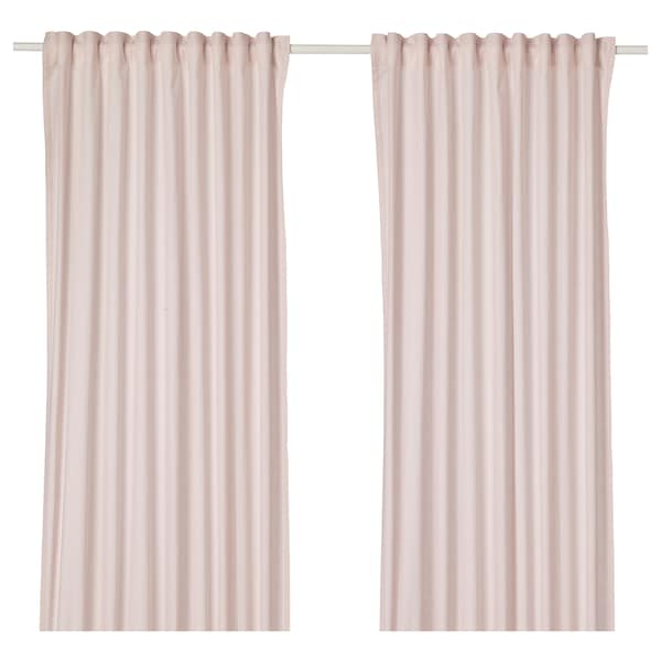 IKEA HANNALILL Curtains, 1 pair