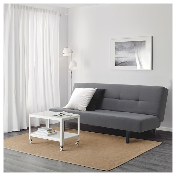 Balkarp Sleeper Sofa Vissle Gray Ikea