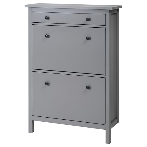 IKEA HEMNES Armoire à chaussures 2 casiers