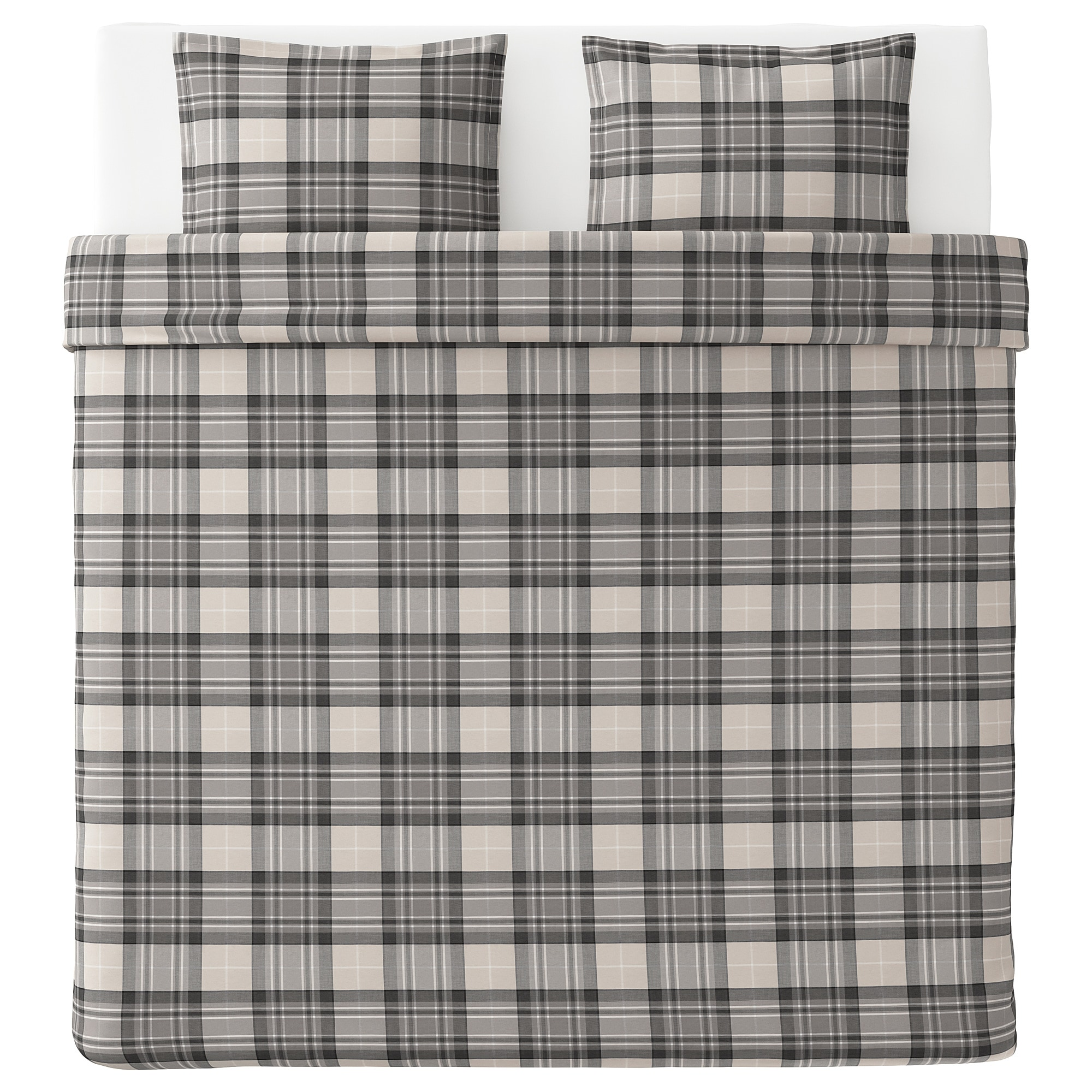 Funda Nordica Ikea 90.Smalruta Quilt Cover And Pillowcase 150x200 50x60 Cm Ikea