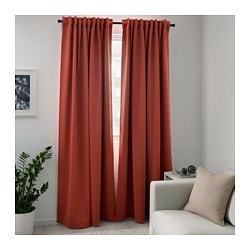 green twilight ready blackout natural curtains itm made navy pleat red pencil