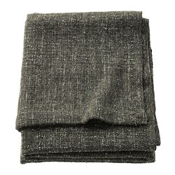 GURLI throw, grey-green