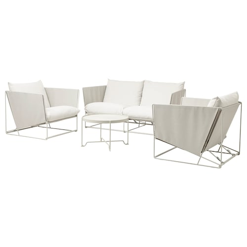 IKEA HAVSTEN 4-seat conversation set, in/outdoor