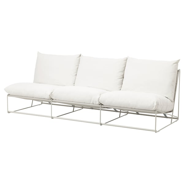 HAVSTEN 3-seat sofa, in/outdoor - with open end without ...