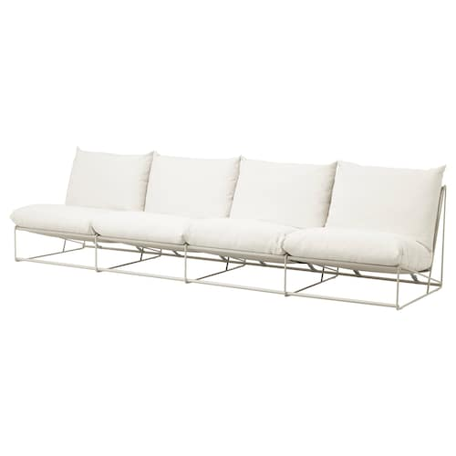 IKEA HAVSTEN 4-seat sofa, in/outdoor