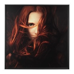NORRHASSEL, Picture, red hair