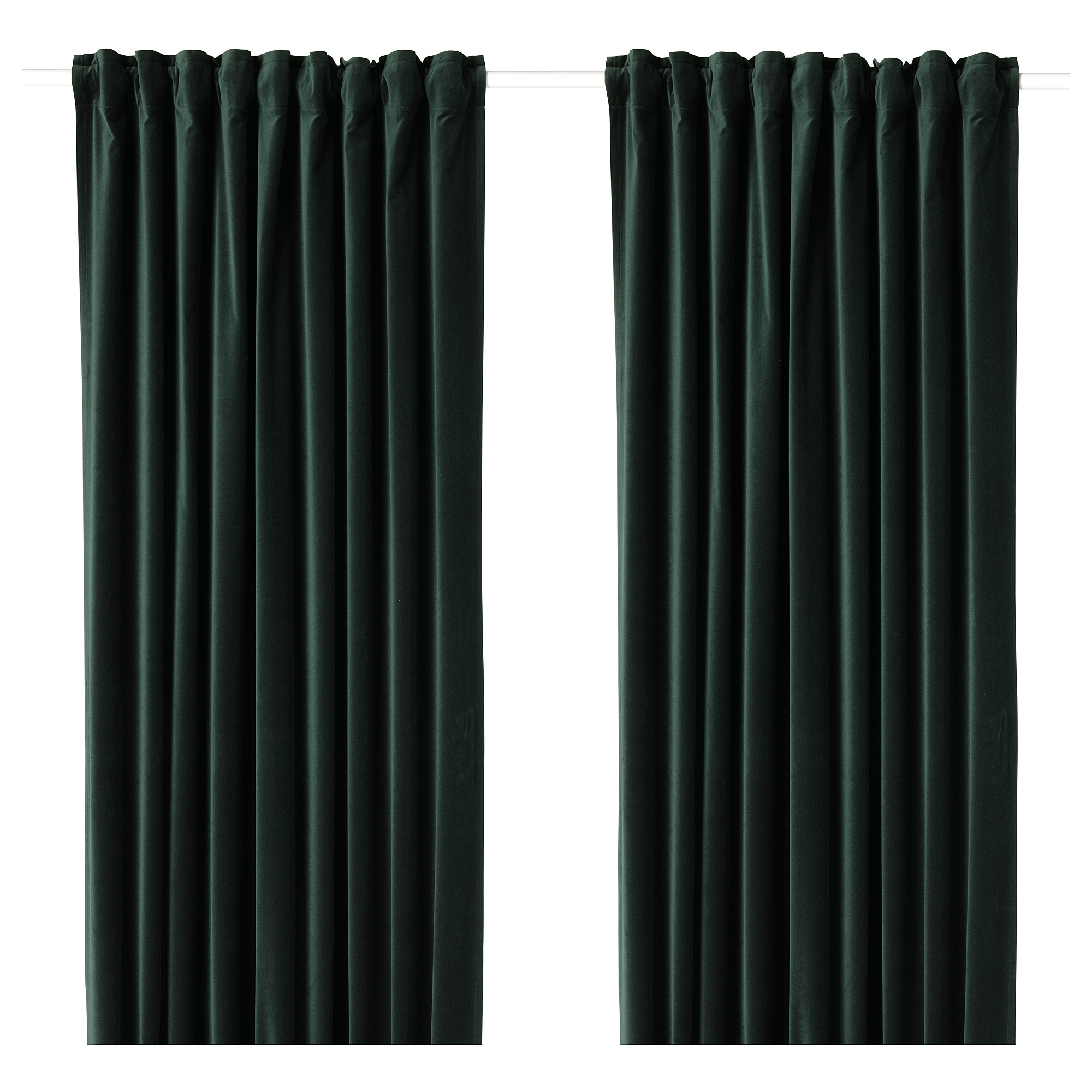 Sanela Room Darkening Curtains 1 Pair