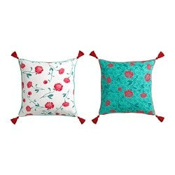 HEMMAFEST cushion cover, assorted patterns