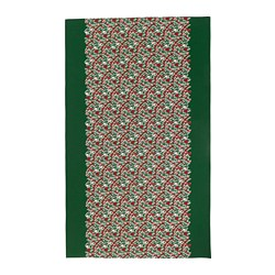 VINTER 2018, Tablecloth, patterned, green