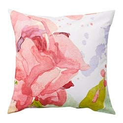 ROSENFLOX cushion cover, rose