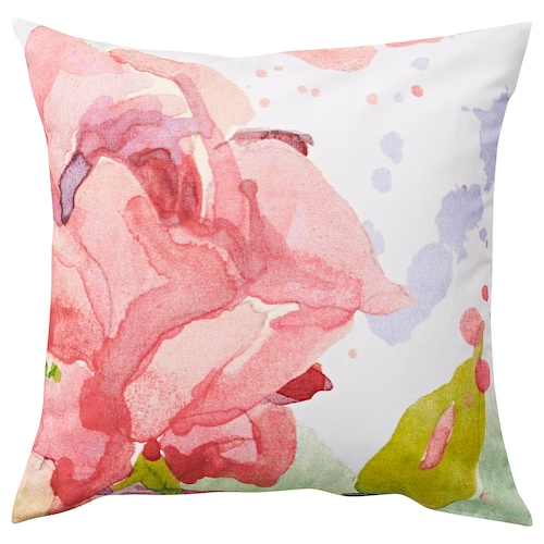 IKEA ROSENFLOX Cushion cover