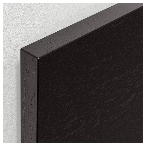 malm bettgestell mit aufbewahrung schwarzbraun ikea. Black Bedroom Furniture Sets. Home Design Ideas
