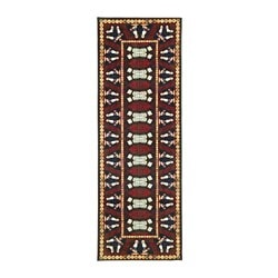 FÖREMÅL rug, low pile, brown