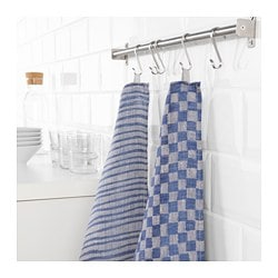 INDUSTRIELL dish towel, blue
