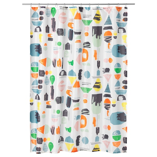 IKEA DOFTKLINT Shower curtain