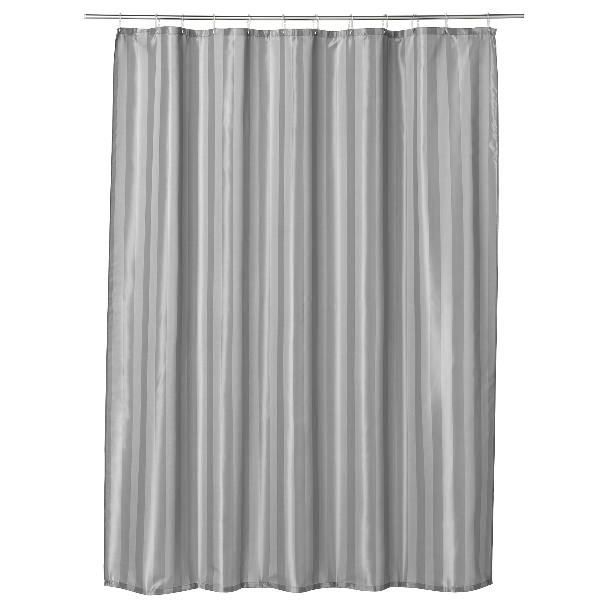 SALTGRUND Shower Curtain Gray