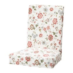HENRIKSDAL chair cover, Videslund multicolour