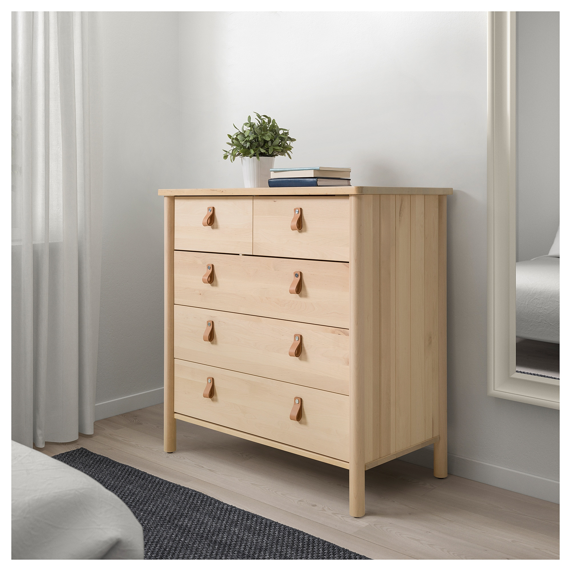 mirror chests shipping and classic inspire today black lonny q drawers garden product free overstock by wood of drawer dresser campaign home