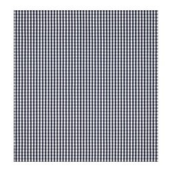 BERTA RUTA fabric, medium check, dark blue