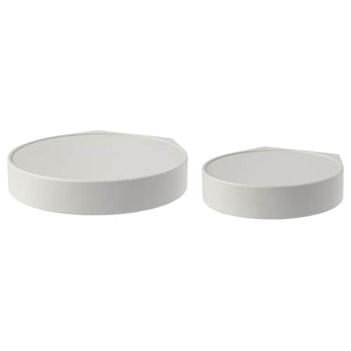 IKEA SAMMANHANG Display shelf, set of 2