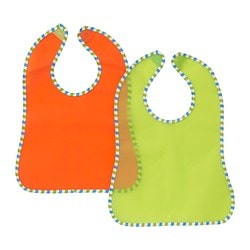 KLADD RANDIG bib, green, orange