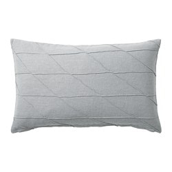 HARÖRT cushion, grey