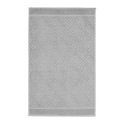 FÄLAREN bath mat, medium grey
