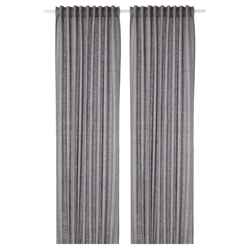 IKEA AINA Curtains, 1 pair