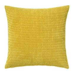 GULLKLOCKA Cushion cover $9.99