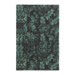 VINTER 2018 door mat, pine green