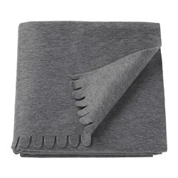 POLARVIDE throw, grey