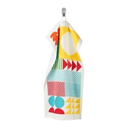 NIMMERN serviette, multicolore