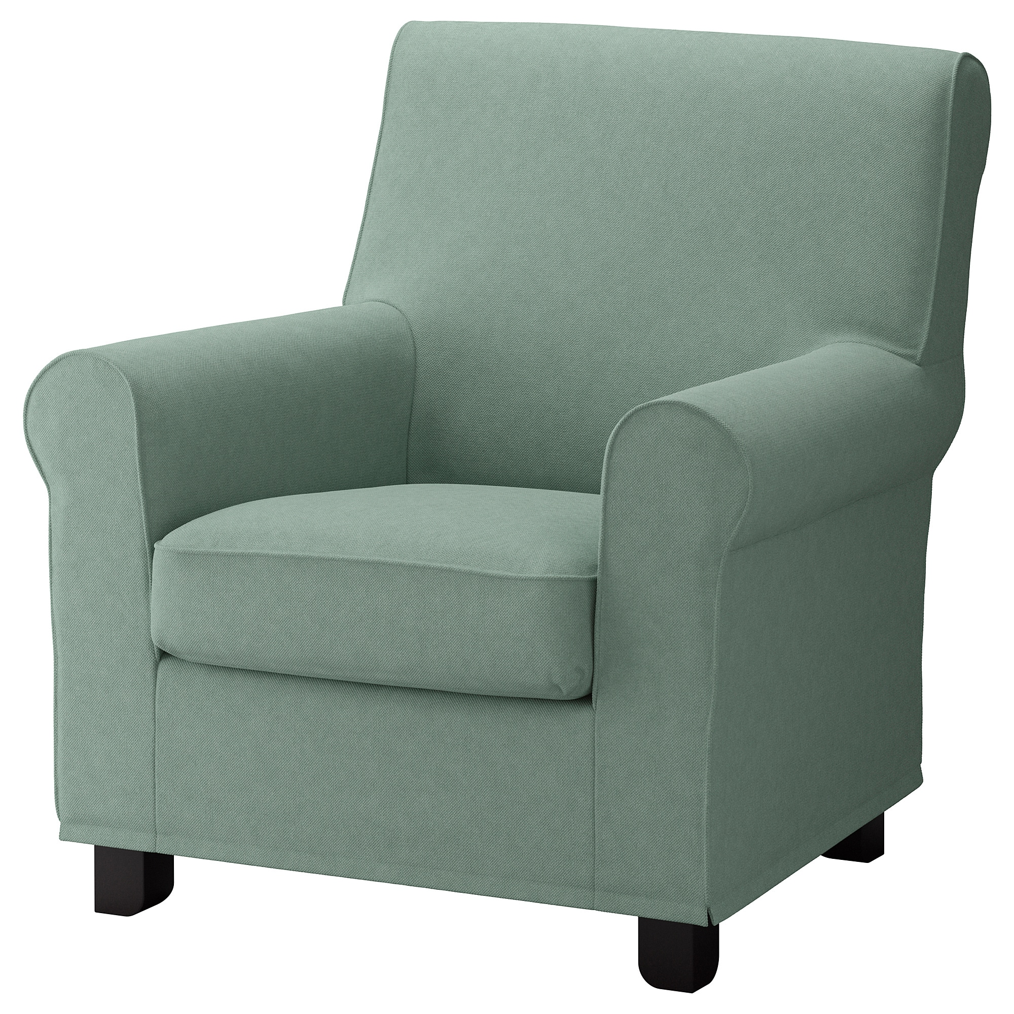GRÖNLID Armchair - Tallmyra light green - IKEA