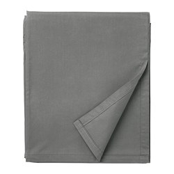 ULLVIDE sheet, grey