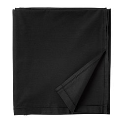 DVALA sheet, black