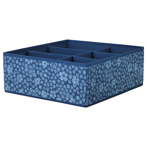 IKEA STORSTABBE Box with compartments