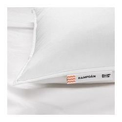 HAMPDÅN pillow, softer