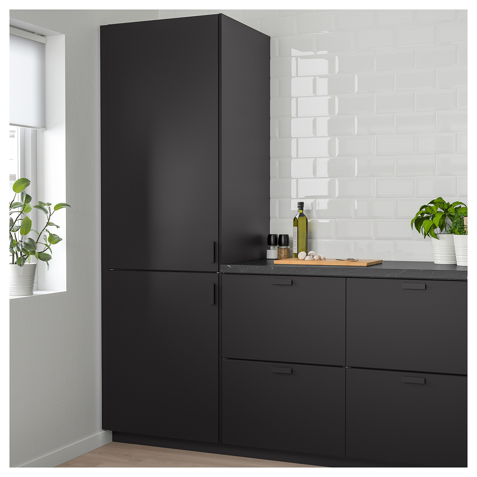 Kungsbacka Door Anthracite