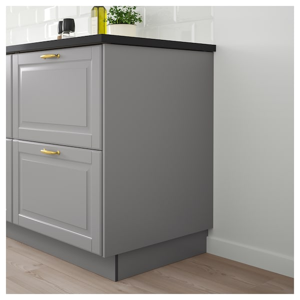 bodbyn panneau lat ral de finition gris ikea. Black Bedroom Furniture Sets. Home Design Ideas