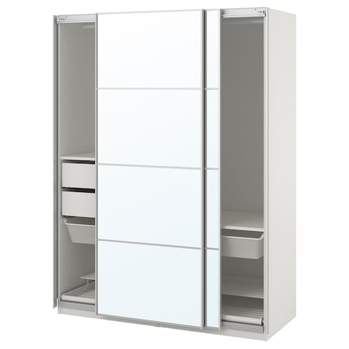 Ikea Guardaroba Planner.Pax Wardrobes Built In Wardrobes Ikea