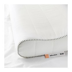 RÖLLEKA memory foam pillow