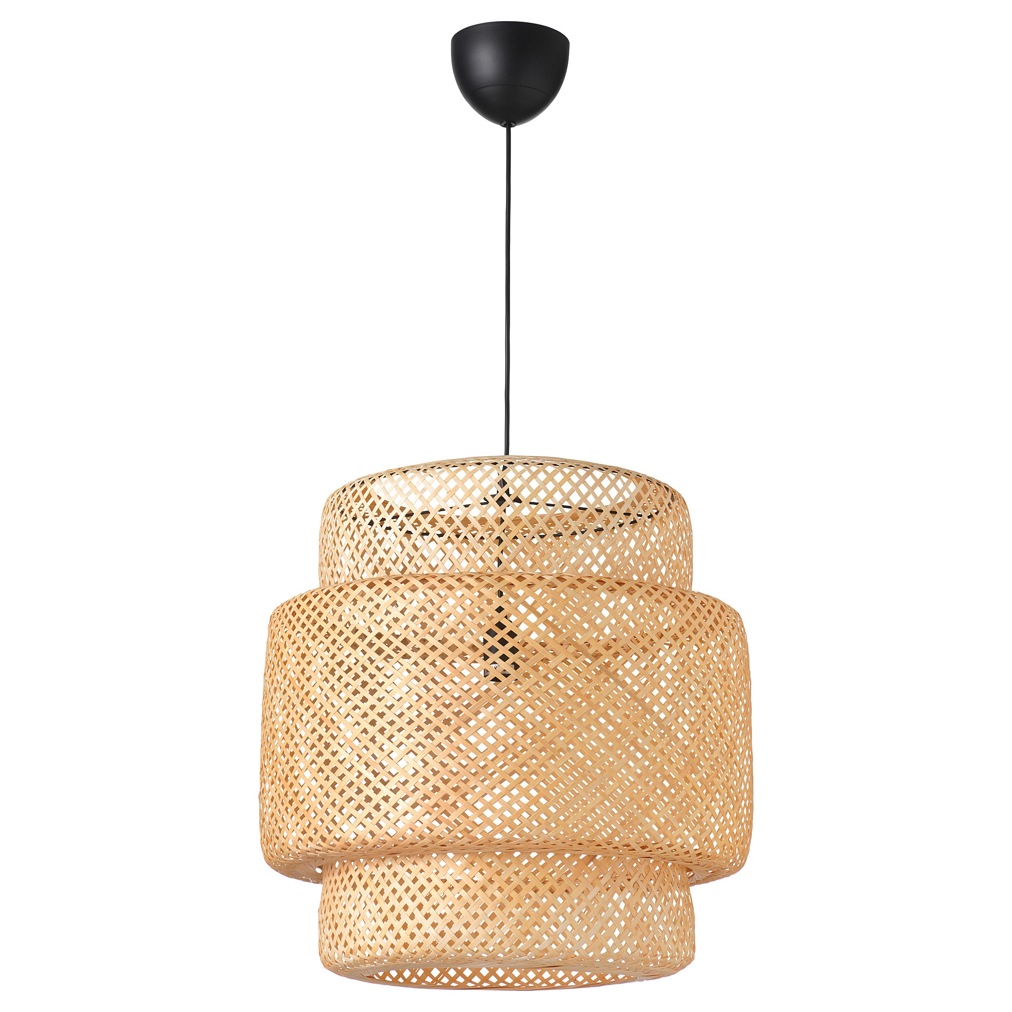 sinnerlig suspension - bambou, - - ikea