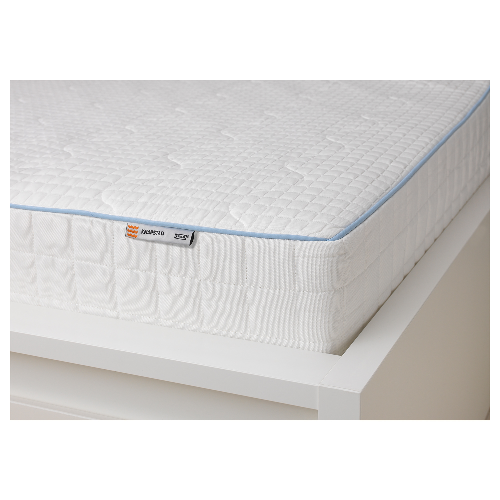 Knapstad Memory Foam Mattress Queen Ikea